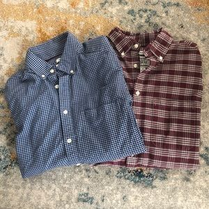Jos A Bank button up shirts. In great condition!